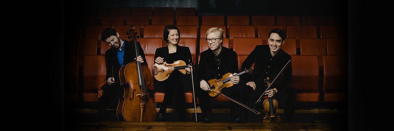 Kammermusik Plus | ACHTUNG ÄNDERUNGEN – Marmen Quartet