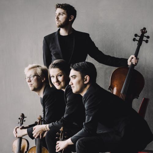 ACHTUNG ÄNDERUNGEN – Marmen Quartet