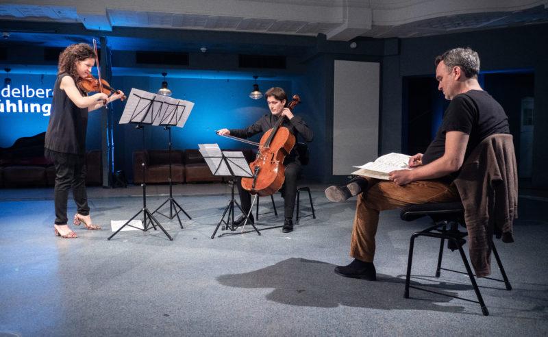 Jörg Widmann Duo - (Foto: studio-visuell.de)
