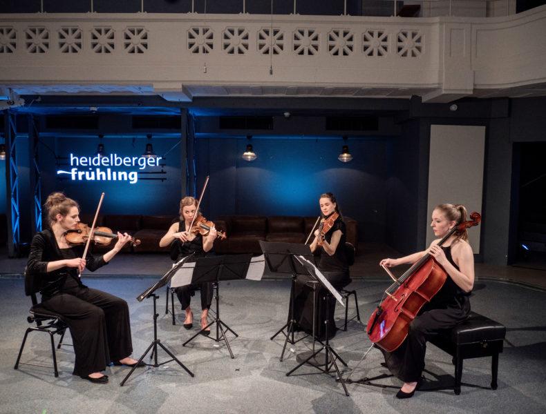 Kaléko Quartett (Foto: studio-visuell.de)