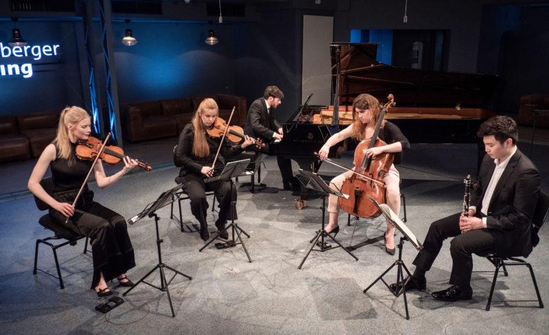 Die Kammermusikakademie - (Fotos:studio-visuell.de)