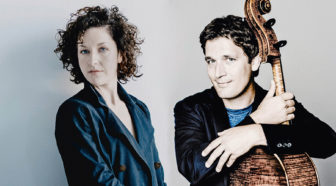 KONZERTSTREAM – Sarah Christian und Maximilian Hornung spielen Jörg Widmanns Heidelberger Duos