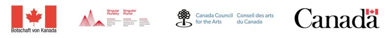 Logoleiste Förderer Kanada