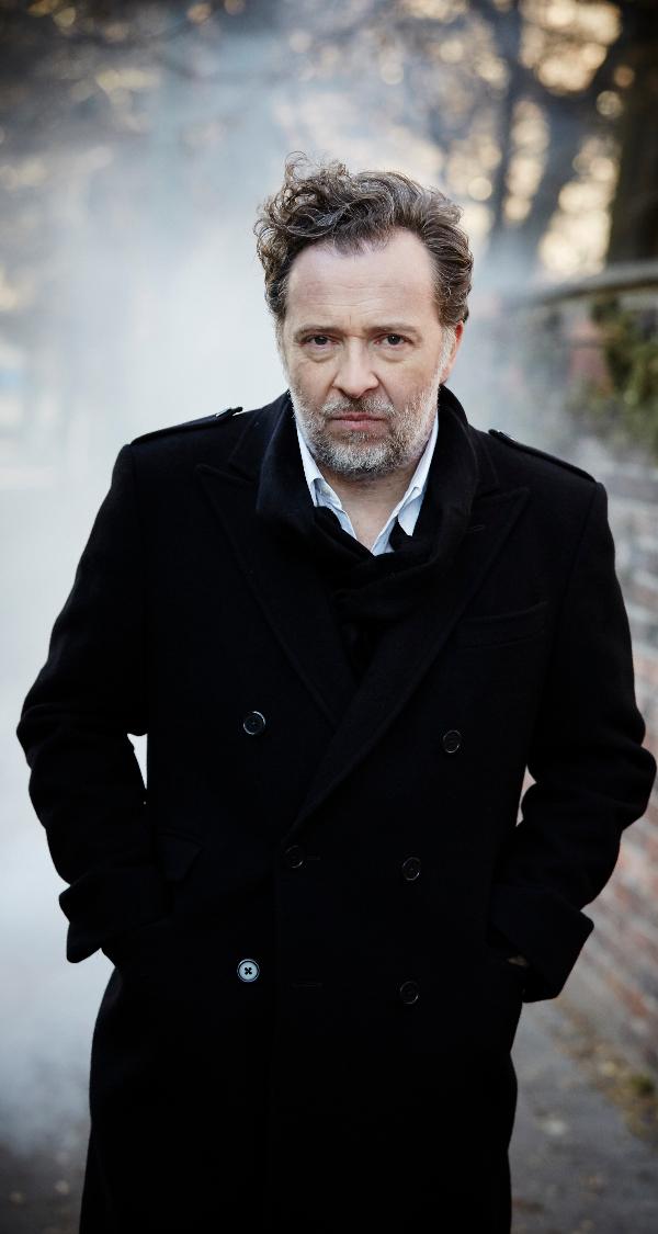 Christian Gerhaher fotografiert von Gregor Hohenberg/Sony Classical
