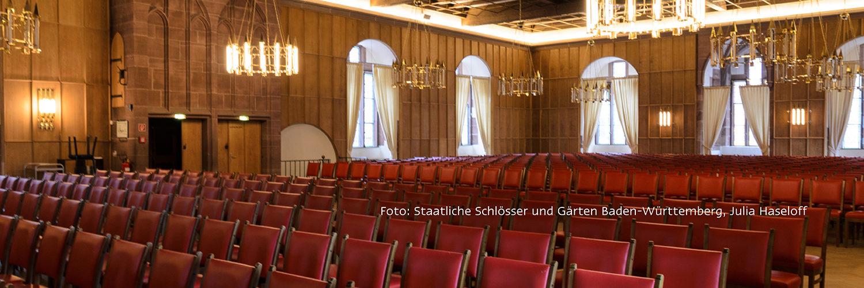 Königssaal Schloss Heidelberg