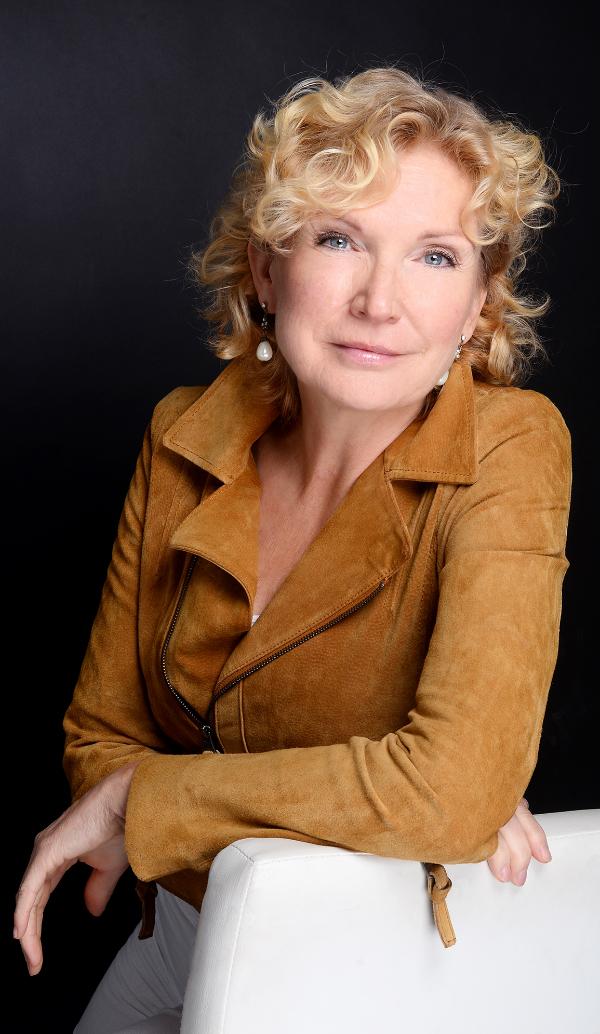 Sopranistin Anne Schwanewilms fotografiert von Studioline